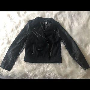 Jackets & Blazers - Black Casual Jacket